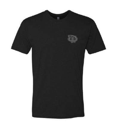 BnR Tackle T-Shirt – Black/Gray