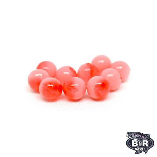 Soft Bead - 50/50 Red Roe