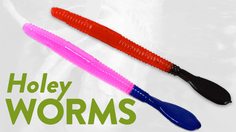 BnR Tackle - Holey Worms