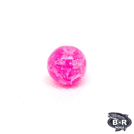 Soft Bead - Mottled Cerise