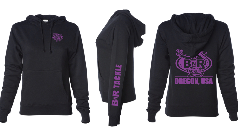 BnR Tackle Ladies Hoodie