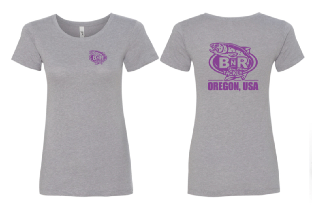 BnR Tackle Ladies T-Shirt