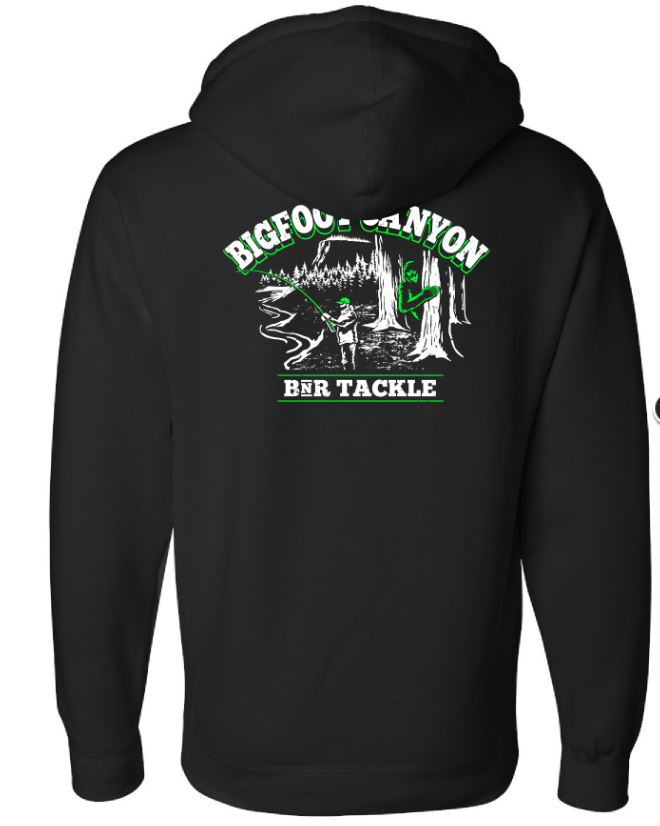 Big Foot Canyon Hoodie