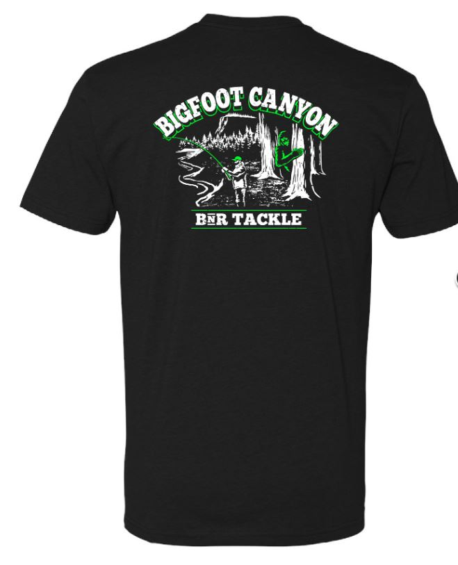 Big Foot Canyon T-Shirt
